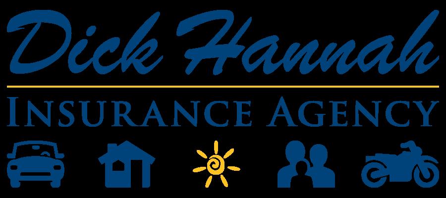 Small Logo for Dick Hannah Insurance Agency